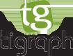 Logotyp Tigraph Produktion ab